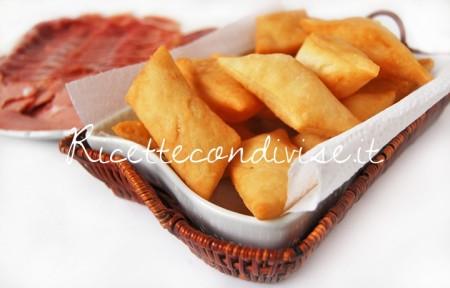 Ricetta Il Gnocco fritto emiliano di Giovanna