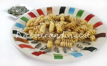 Ricetta Fusilli con salsa di noci e semi di girasole di Dany – Ideericette