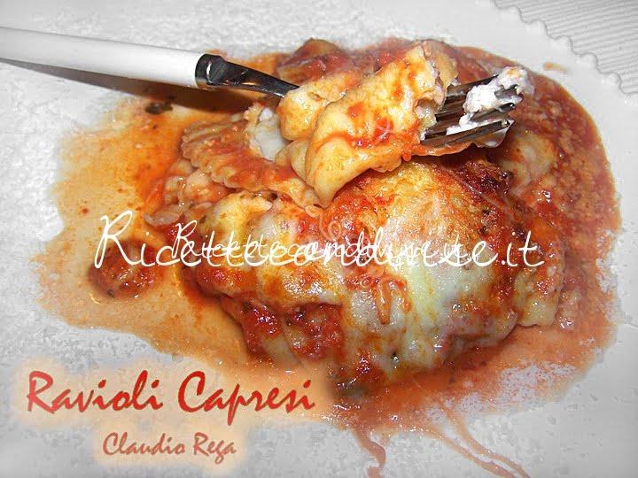 Ravioli Capresi di Claudio Rega