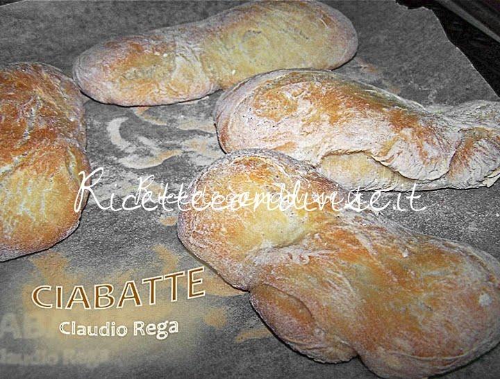 Pane Ciabatte di Claudio Rega
