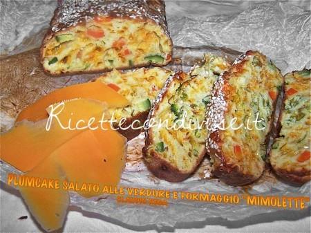 Plumcake-salato-con-verdure-e-formaggio-mimolette-di-Claudio-Rega-450x337