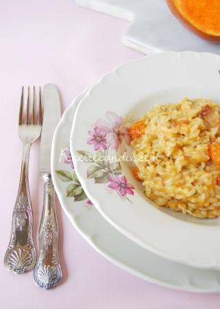 Ricetta Risotto alla zucca con pancetta di Giovanna