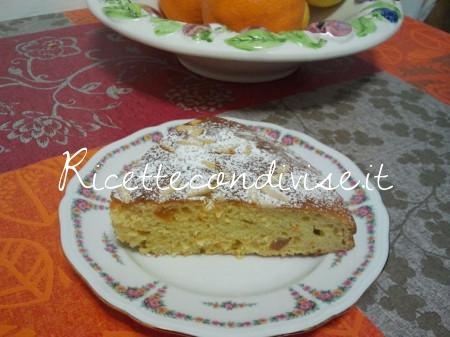 Primo-piano-torta-alla-ricotta-con-sensazioni-di-arancia-di-Manila-Vannucci-450x337