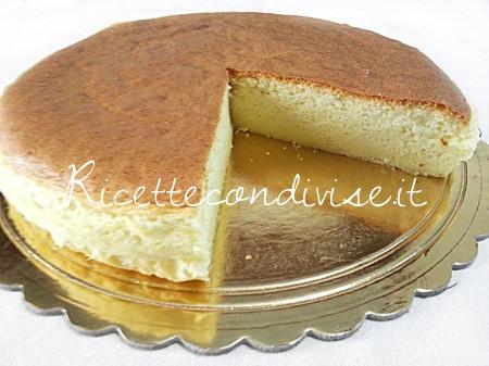 Japanese cheesecake di Teresa Mastandrea