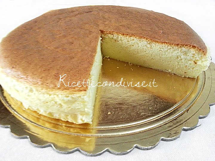 Japanese cheesecake di Teresa Mastandrea