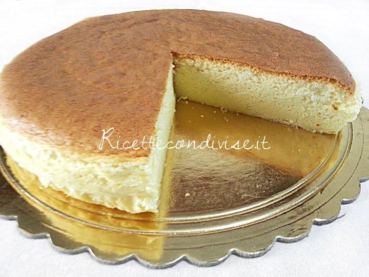 Primo piano Japanese cheesecake di Teresa Mastandrea