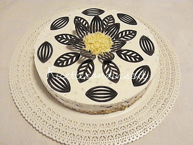 ricetta torta allo yogurt alla stracciatella di teresa mastandrea