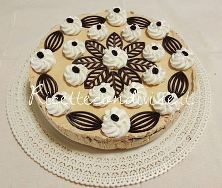 Torta gelato al caffè di Teresa Mastandrea