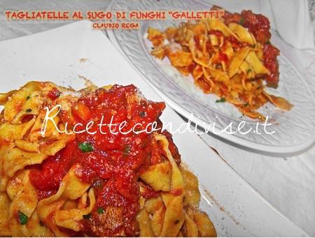 Tagliatelle-al-sugo-di-funghi-galletti-di-Claudio-Rega-450x341