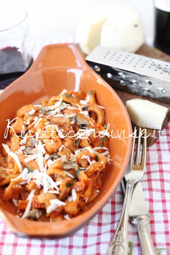 Trippa-ai-funghi-porcini-e-formaggio-al-tartufo-di-Acqualagna-di-Dany-Ideericette-350x525