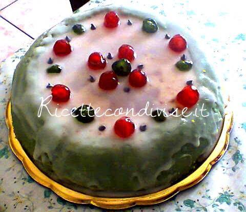 ricetta cassata siciliana di ebby violet darkle
