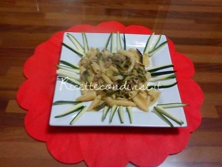 Ricetta Castellane con salsicce e zucchine di Pinarosa