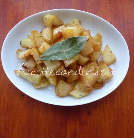 Ricetta patate saporite di Felicita