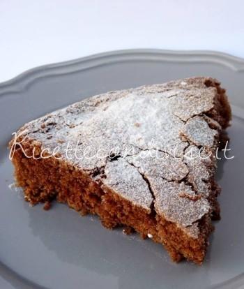 torta matta al cioccolato