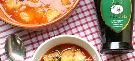 Zuppa di patate di Giovanna