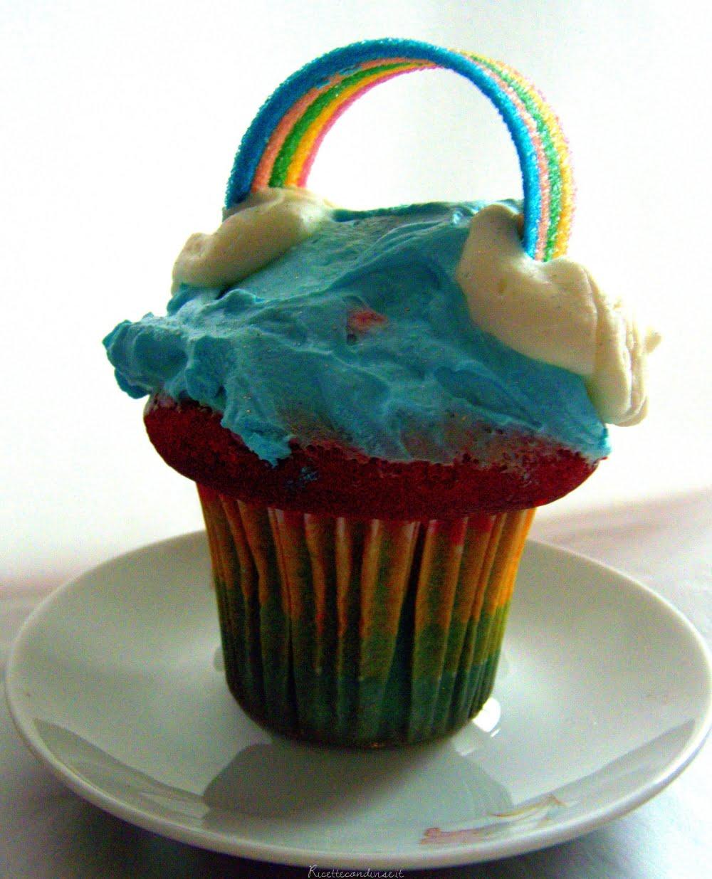 ricetta cupcake alla vaniglia