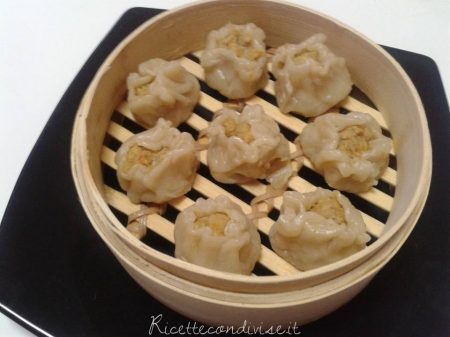 ricetta ravioli cinesi al vapore di roberta vivenzi
