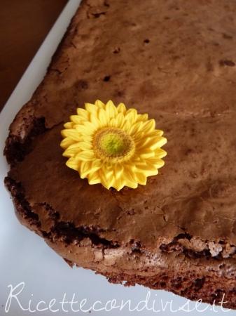 Ricetta torta tenerina al cioccolato fondente