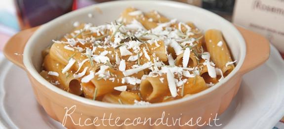 Particolare boccolotti con patate e ricotta salata al rosmarino di Dany - Ideericette