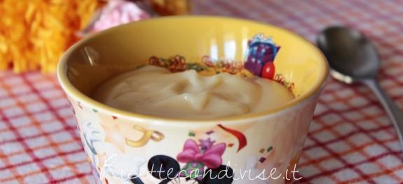 crema di riso dolce