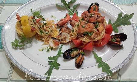Spaghetti allo scoglio 2 di Franco Graziano