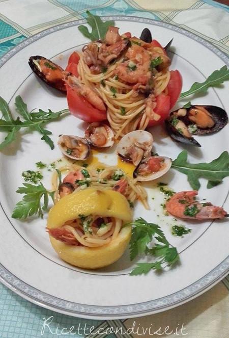 Spaghetti allo scoglio - Franco Graziano