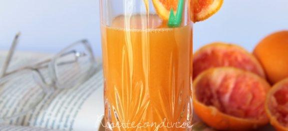 sciroppo d'arancia