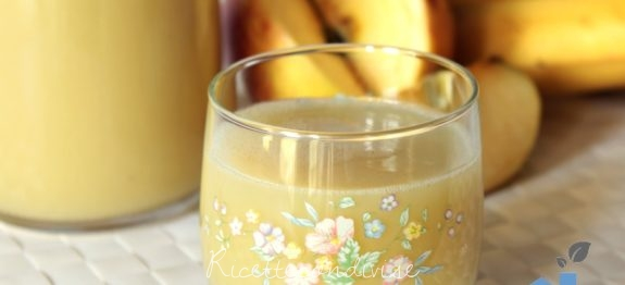 succo di frutta mela banana 1