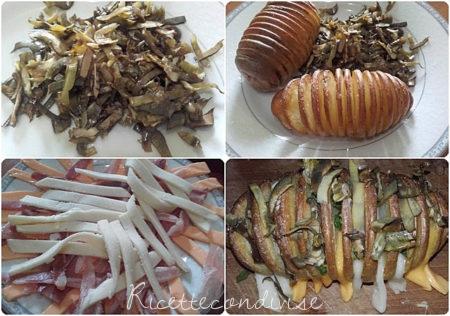 Preparazione-patate-farcite-con-carciofi-pancetta-e-formaggio-450x316