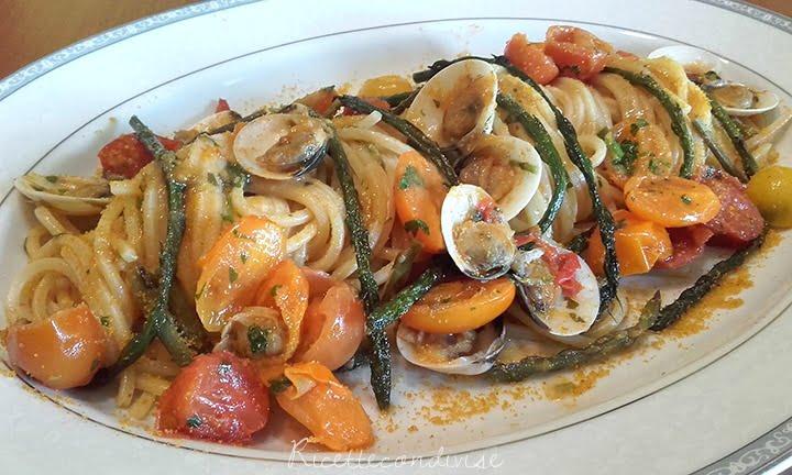 Primi a base di pesce e verdura ricette condivise for Primi piatti di pesce