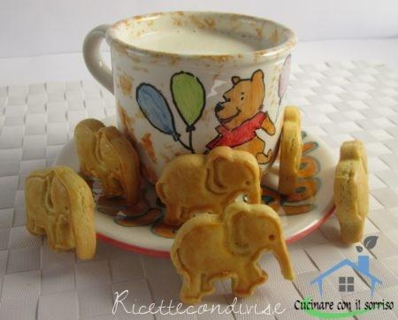 Biscotti degli elefanti