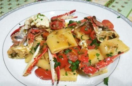 Calamarata-coi-granchi-di-Franco-Graziano-450x293