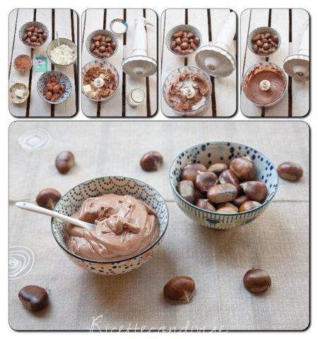 Collage-preparazione-crema-di-castagne-450x480